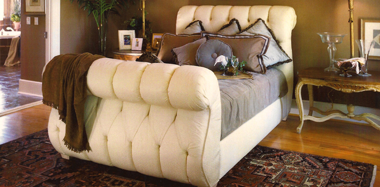 We are based in Charlotte, Upholstery is our focus!